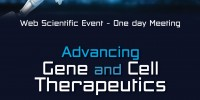 Advancing Gene and Cell Therapeutics / Web Scientific Event - final Programme